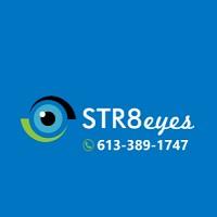 Visit STR8eyes Vision Care Online