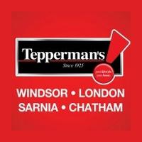 Visit Tepperman's Online