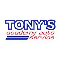 Visit Tony's Academy Auto Service Online