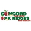 Concord Food Centre Food Store online flyer