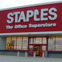 View Staples Flyer online